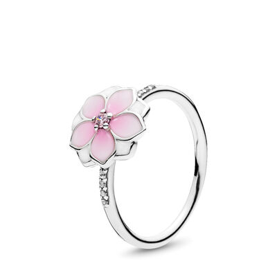 Magnolia Bloom Ring