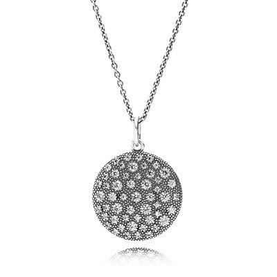 Cosmic Stars Pendant Necklace