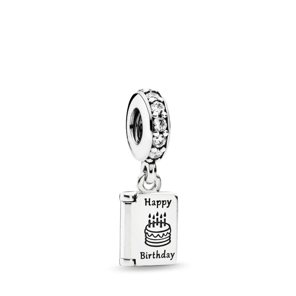 birthday wishes pendant charm pandora uk pandora estore
