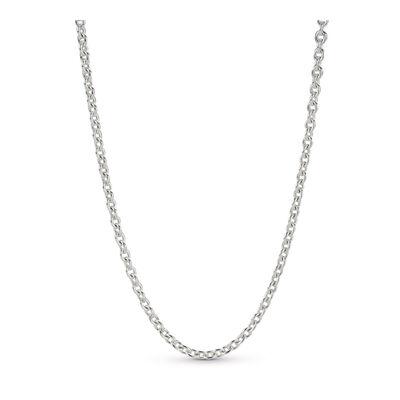 Einfache Silberkette