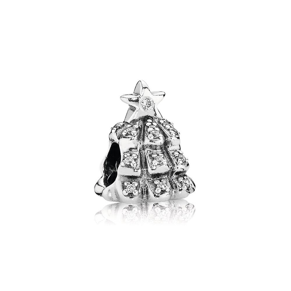 Pandora Christmas Tree Charm - Christmas Tree Charms