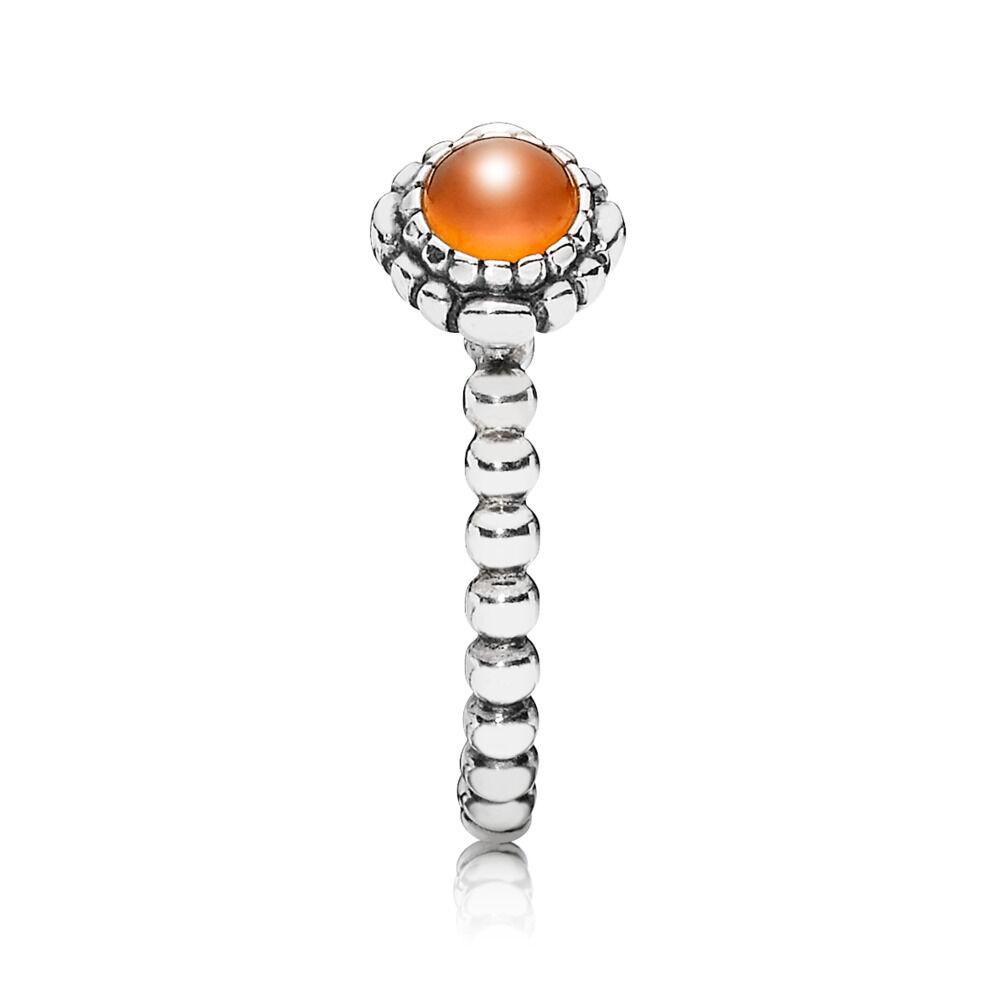 Pandora Birth Stone Ring