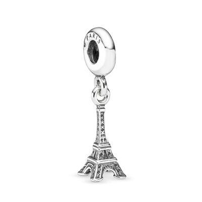 Eiffelturm, Charm mit Anhänger