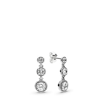 Eternal Elegance Drop Earrings