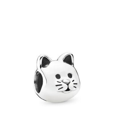 Neugieriges Kätzchen Charm