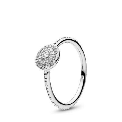 Strahlende Eleganz Ring