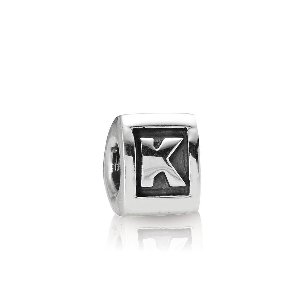 alphabet k charm