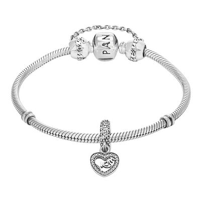CENTRE OF MY HEART BRACELET