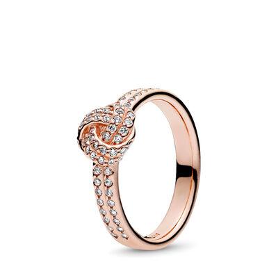Sparkling Love Knot