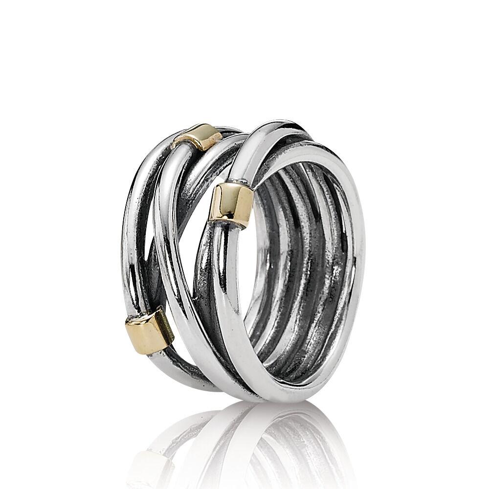 anelli pandora oro