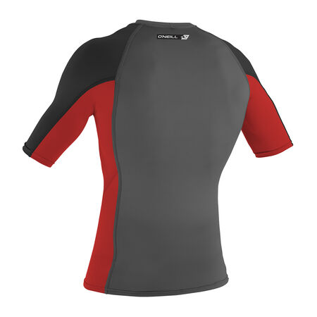 Premium skins short sleeve rash guard
