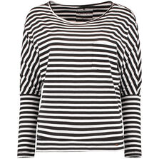 Essentia Longsleeve Striped Top
