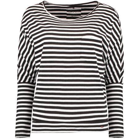 Essentia Longsleeve Striped Top