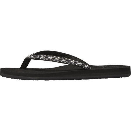 Thin Woven Strap Flip Flop