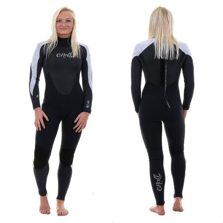 Epic 4/3mm full wetsuit womens