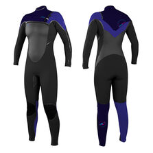 Psychotech f.u.z.e. 3/2mm full wetsuit womens