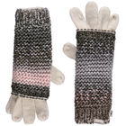 Crescent Knit Gloves