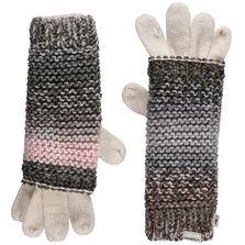 Crescent Knit Gloves