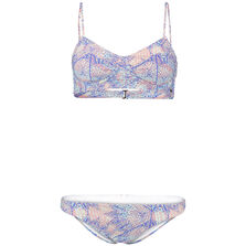 Print Bralet Bikini