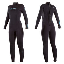 Explore 3mm full wetsuit womens