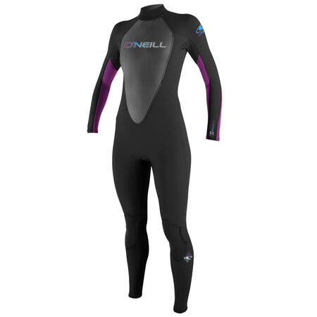 Reactor 3/2mm full wetsuit womens