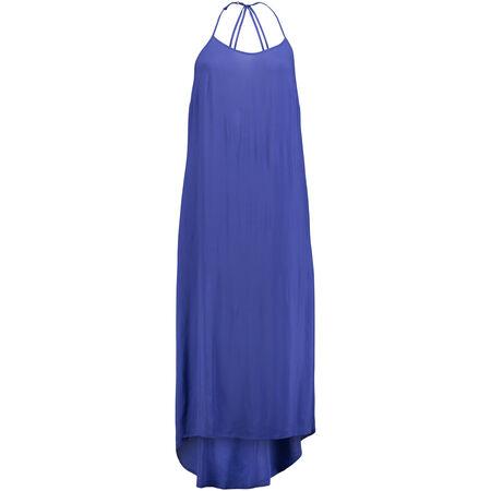 Ruffle Hem Jersey Dress