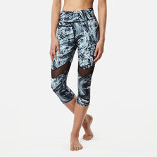 Print Capri Surf Legging