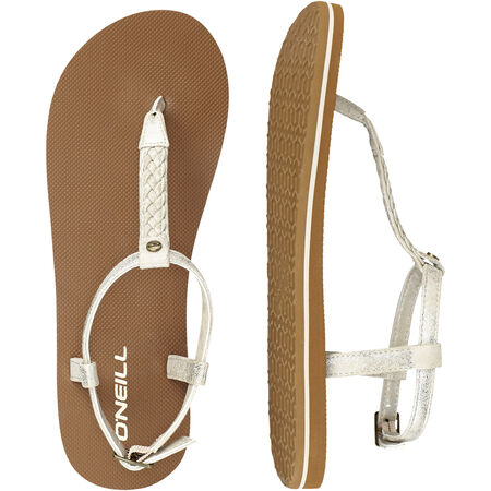 Braided Ditsy Plus Sandal
