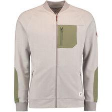 Crew Cardigan Sweatshirt