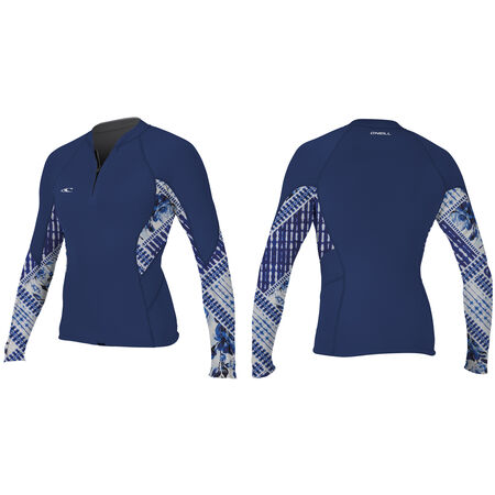 Bahia 1/0.5mm front-zip neoprene jacket
