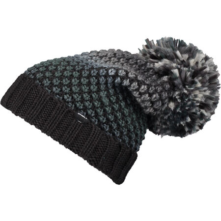 Crescent Wool Mix Beanie