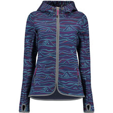 Active Print Softshell Jacket
