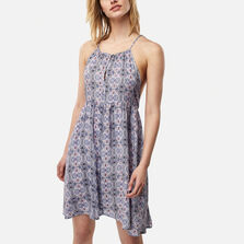 Beach High Neck Dress