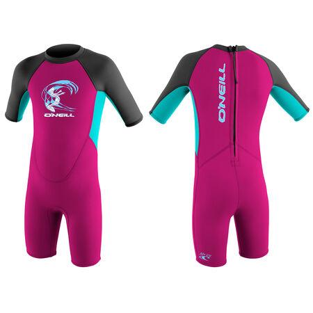 Reactor 2mm spring wetsuit girls