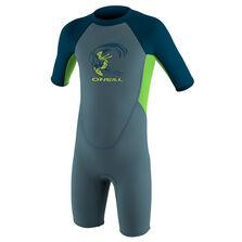Reactor 2mm spring wetsuit toddler boys