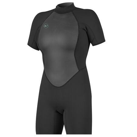 Reactor ii 2mm back zip spring wetsuit womens