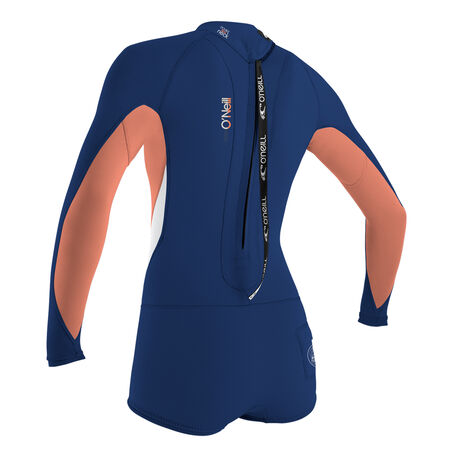 Bahia 2/1mm long sleeve short spring wetsuit