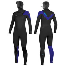 Superfreak™ f.u.z.e. 6/4mm hooded full wetsuit wms