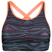 Active Print Sports Bra Top