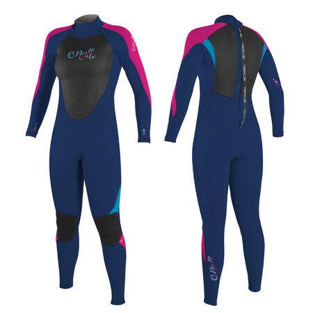 Epic 4/3mm full wetsuit girls