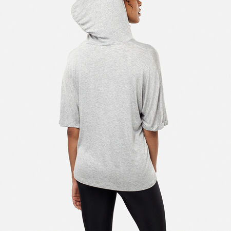 Relaxed Hooded T-Shirt