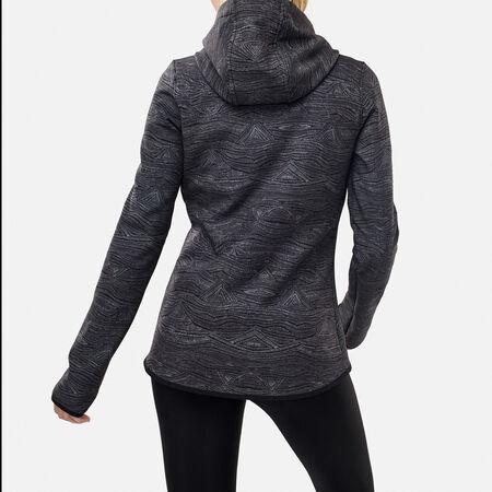 Active Print Softshell Jacket