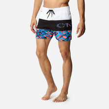 Throwback Swim Short
