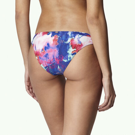 M&M Printed Cheeky Bikini Bottom
