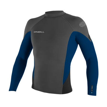 Hyperfreak 1.5mm long sleeve crew