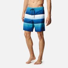 Long Vert Art Swim Short