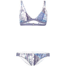 Print Triangle Bikini