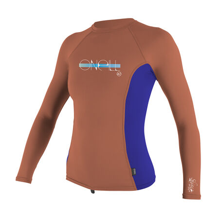 Skins long sleeve crew girls