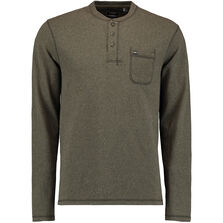 Jack's Base Henley Longsleeve Top