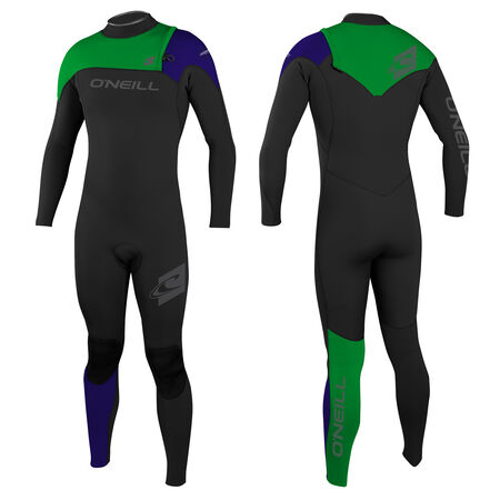 Hyperfreak 3/2mm comp ziplless full wetsuit